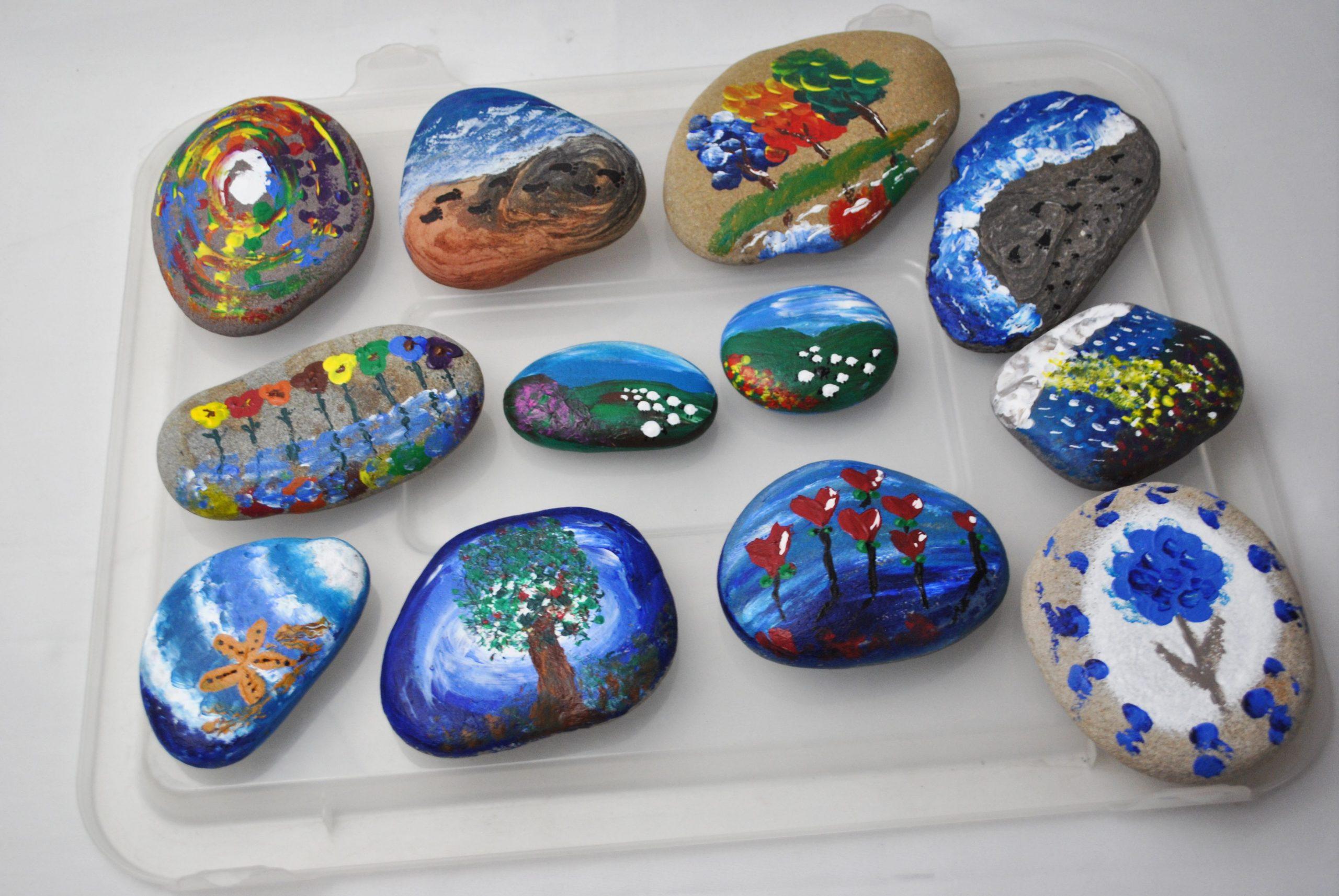 Art në gur!