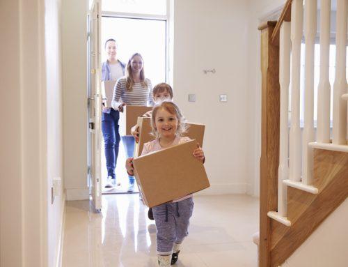 Si t'i përgatisim fëmijët për shpërngulje?