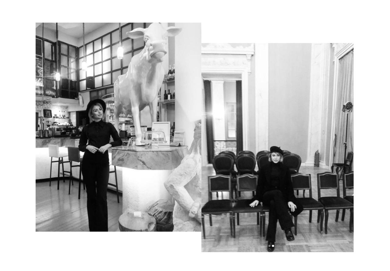 Profil Artisti: Njihuni me Olta Ymerin, skulptorja e cila nuk njeh sfida!